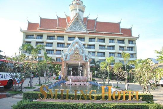 Smiling Hotel & Spa: Отель
