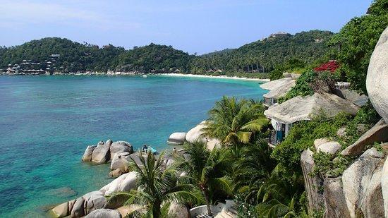 Jamahkiri Resort & Spa: вид из номера