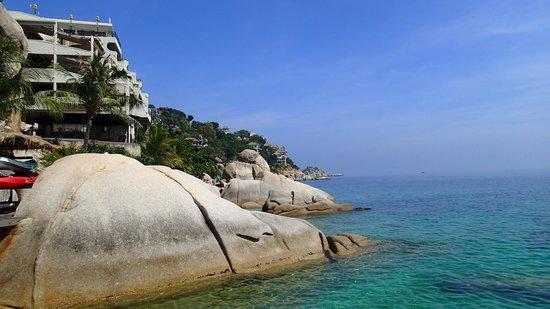 Jamahkiri Resort & Spa: море