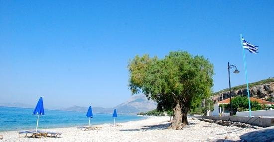 Koumeika, Greece: balos beach