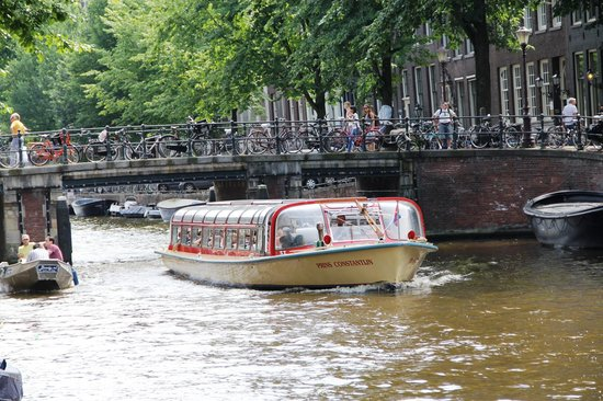 Emperor's Canal (Keizersgracht) : Canal