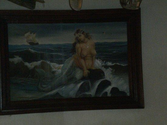 La Sirena Gorda : Fat Mermaid