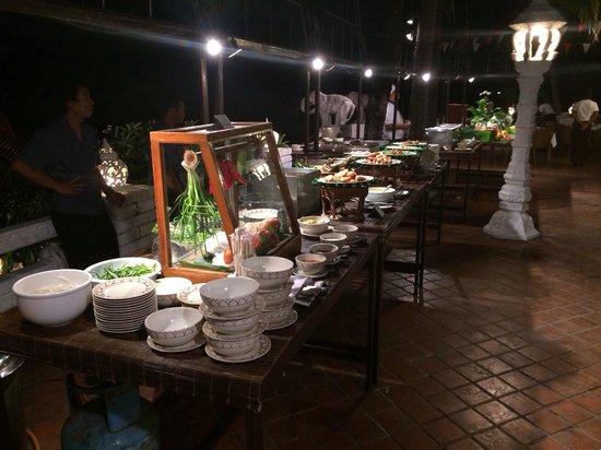 Old Siam Authentic Thai Restaurant: Buffet 3