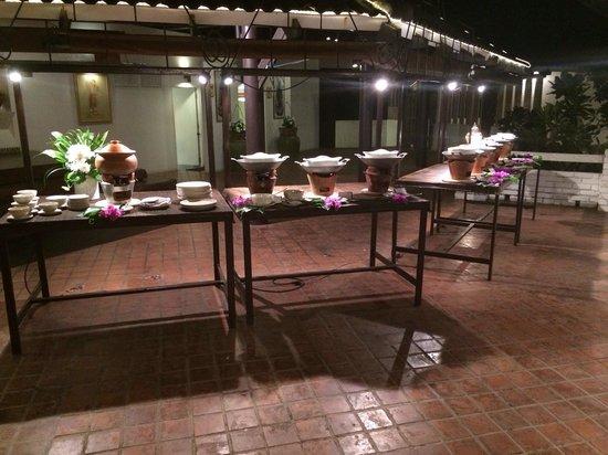 Old Siam Authentic Thai Restaurant: Buffet 4