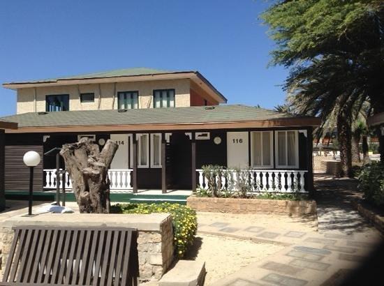 Hotel Oasis Belorizonte : номера (бунгало)
