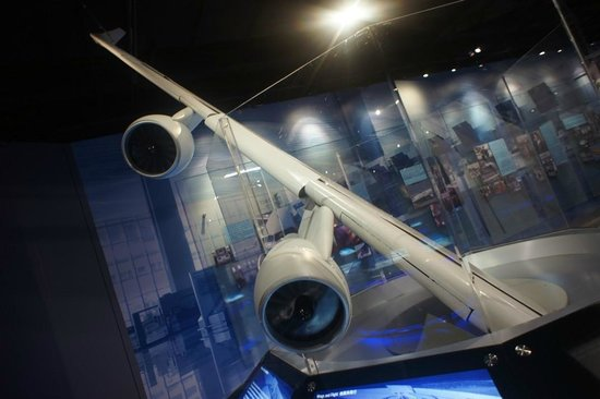 Aviation Discovery Centre: very nice display, i loved this one