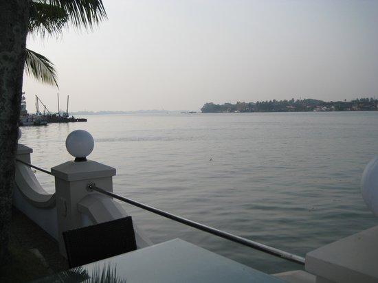 Vivanta by Taj - Malabar: Backwater view
