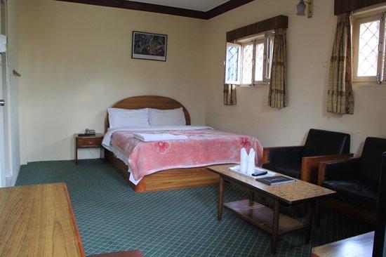 Holy Lodge: 部屋