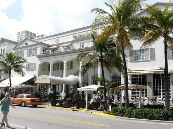 The Betsy - South Beach: Hotel - Facciata principale