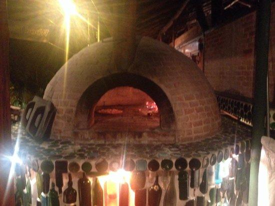 El Wagon : Pizzaoven
