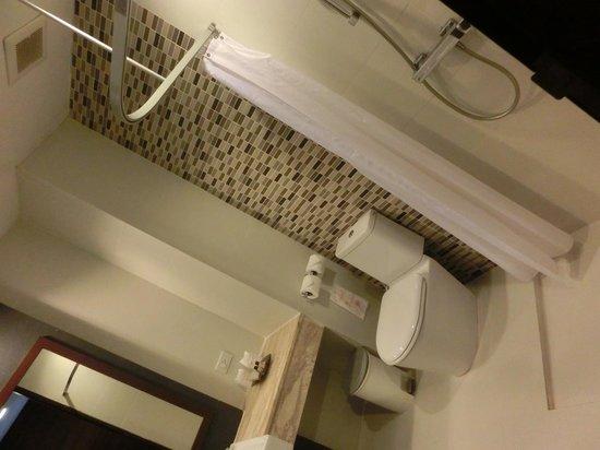 Aree Tara Resort: バスタブとシャワーは別