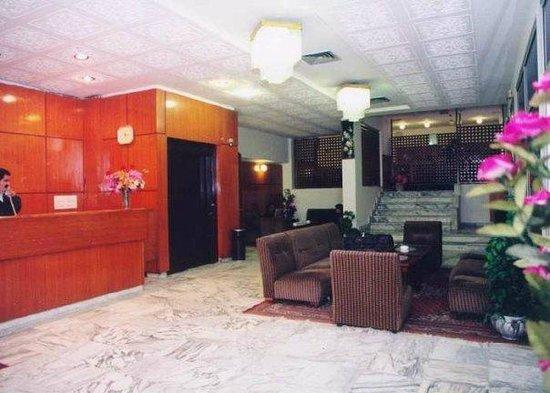 Hotel Tej : Reception