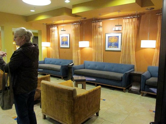 Baymont Inn & Suites Las Vegas South Strip: Lobby