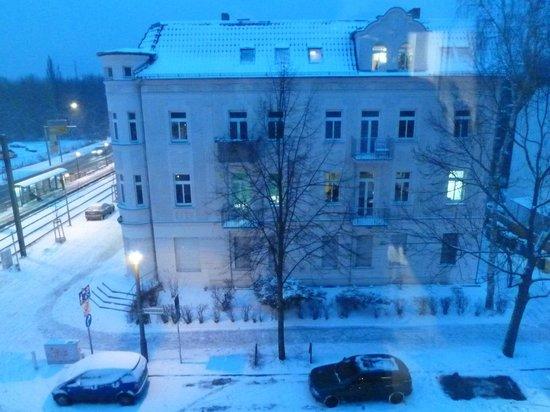 Hotel Pankow : Vista dalla camera