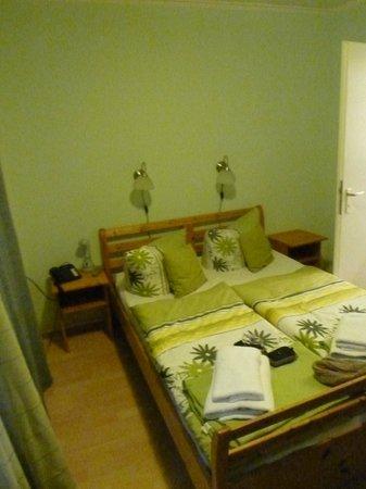 Hotel Pankow : Vista camera