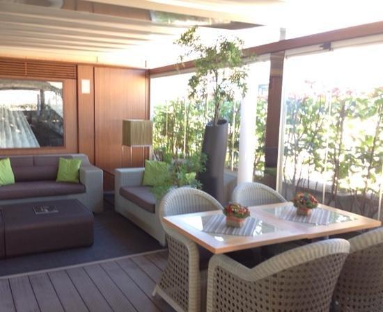 Babuino 181: terrace