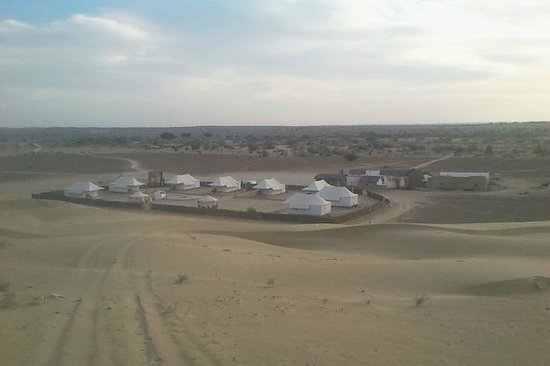 Hotel Victoria : Khuri Tents