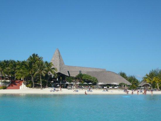 Le Meridien Bora Bora: Aperçu de l'hôtel