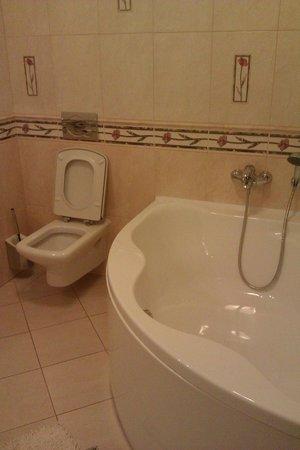 Hotel Carpe Diem : badrummet 2