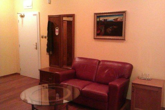 Hotel Carpe Diem : rummet