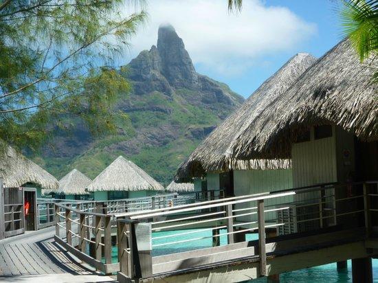 Le Meridien Bora Bora: Le Mont Otemanu