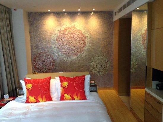 Hotel Indigo Hong Kong Island: Room