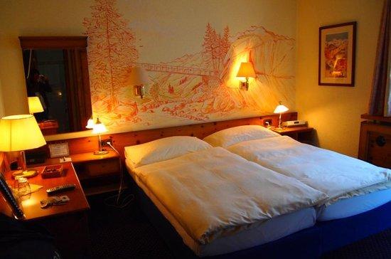 Best Western Hotel Butterfly : 客室