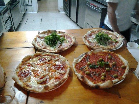 Bella Roma: Pizzas