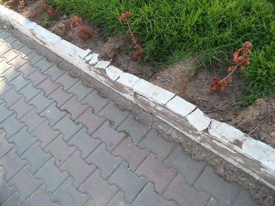 Hotel Club Al Moggar : et du ciment