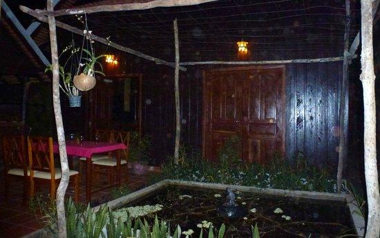 Bopha Angkor Restaurant, une salle annexe