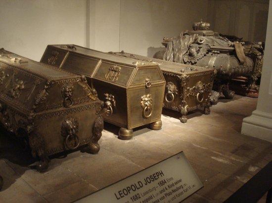 Capuchin Church (Kapuzinerkirche) : Sarcophagus