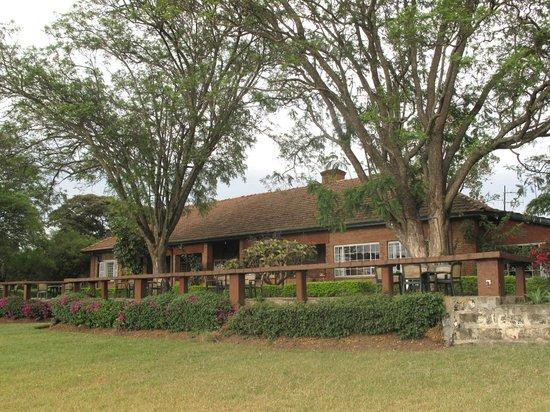 Elementaita Country Lodge: The main lodge