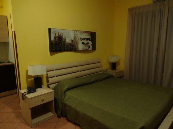 Residence La Maison Jolie : ベッドルーム