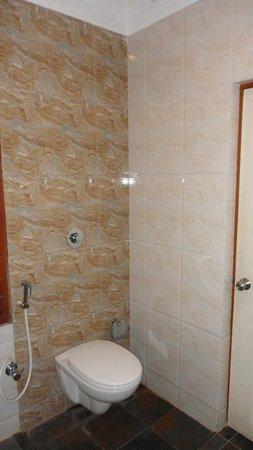 Pleasant Inn Pondicherry: Washroom