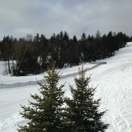 Snowshoe Mountain Resort: Terrain parks for the boarders