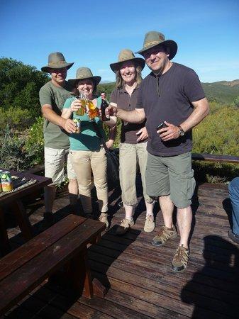 Buffelsdrift Game Lodge Restaurant : Safari