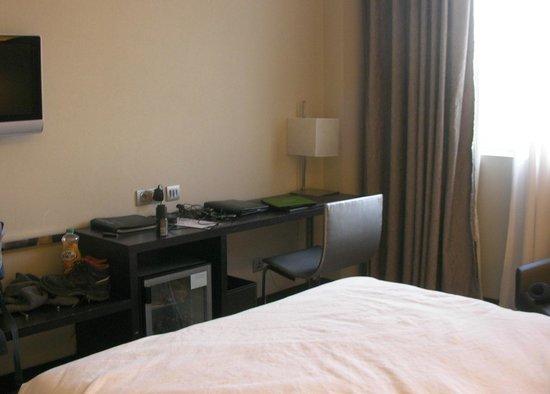 NH Puerto de Sagunto: Bedroom