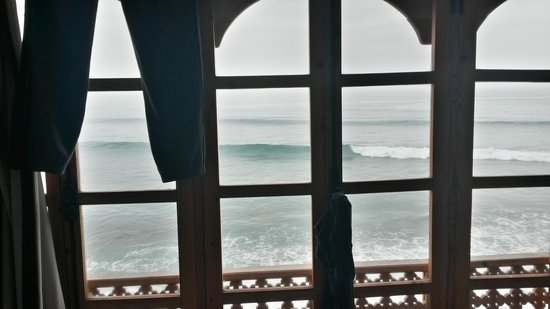 Hashpoint Surf Camp: Room with a view