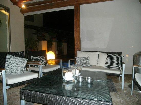 9 Hotel Cesari: Roof Terrace
