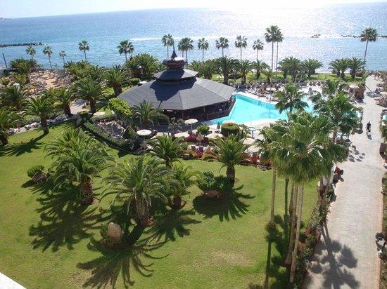 Hotel Riu Palace Tenerife: Pool snackbar