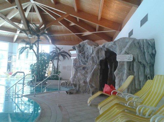 Cordial Golf & Wellness Hotel Reith: Sauna world