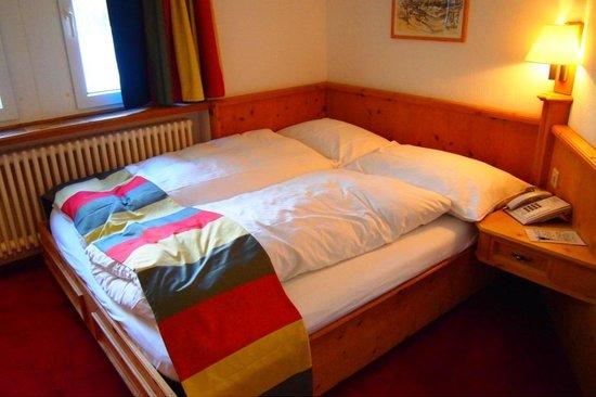 Hotel Waldhaus Am See : 客室