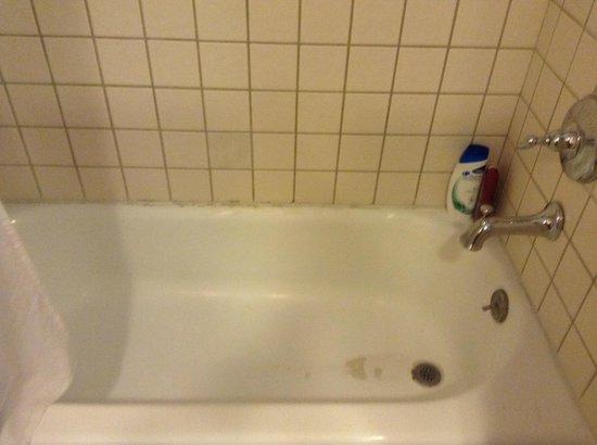 Pineapple Beach Club Antigua: Bathroom a little old but clean