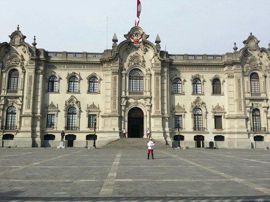 Discovering Peru: Palacio