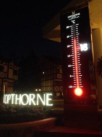 Copthorne Hotel Cameron Highlands: Cool