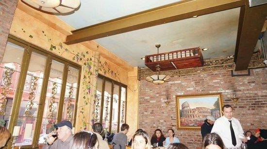 Da Gennaro Restaurant : Intérieur