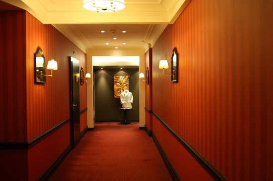 Club Med Villars sur Ollon : Couloir