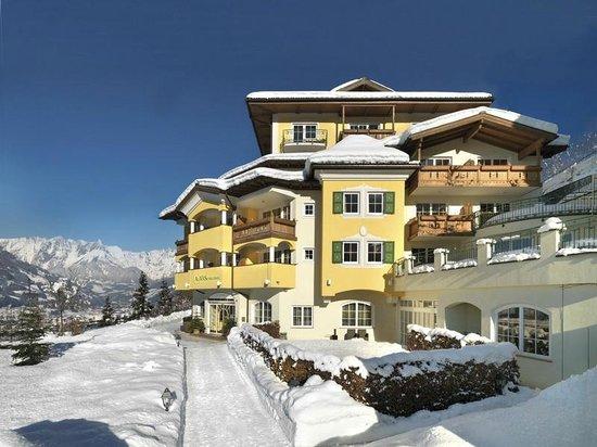 Hotel AlpenSchlössl im Winter