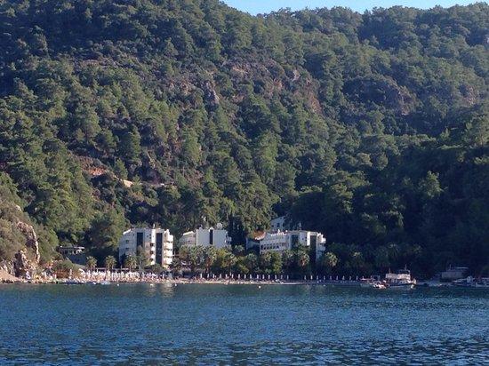 Turunc Hotel: Boat trip
