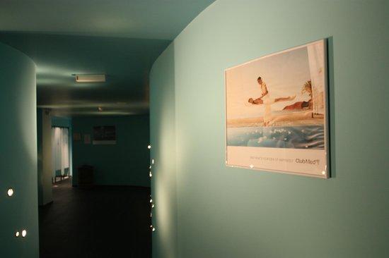 Club Med Villars sur Ollon : Accès Piscine